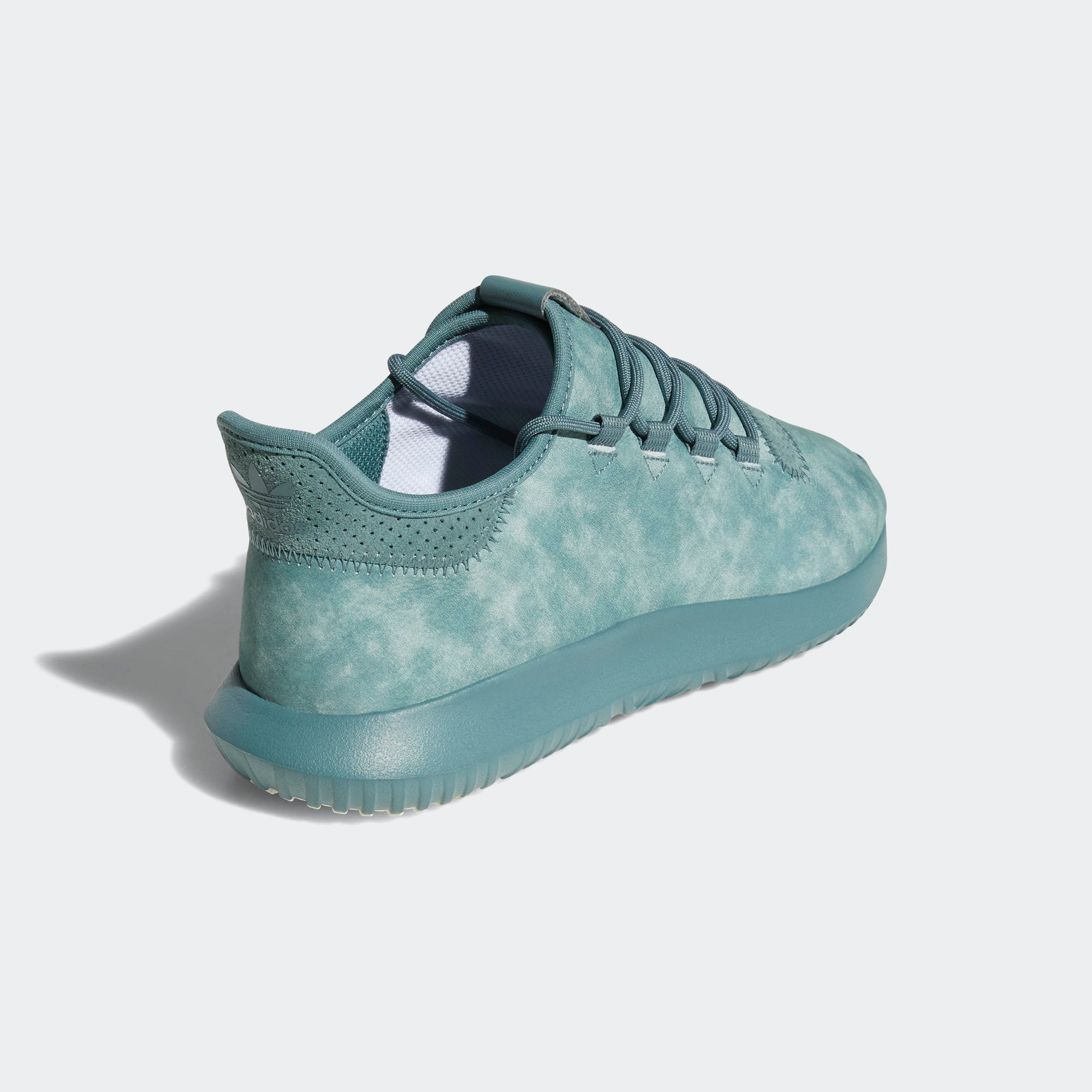 Men's Adidas Originals Tubular Shadow Shoes Raw Green B37596
