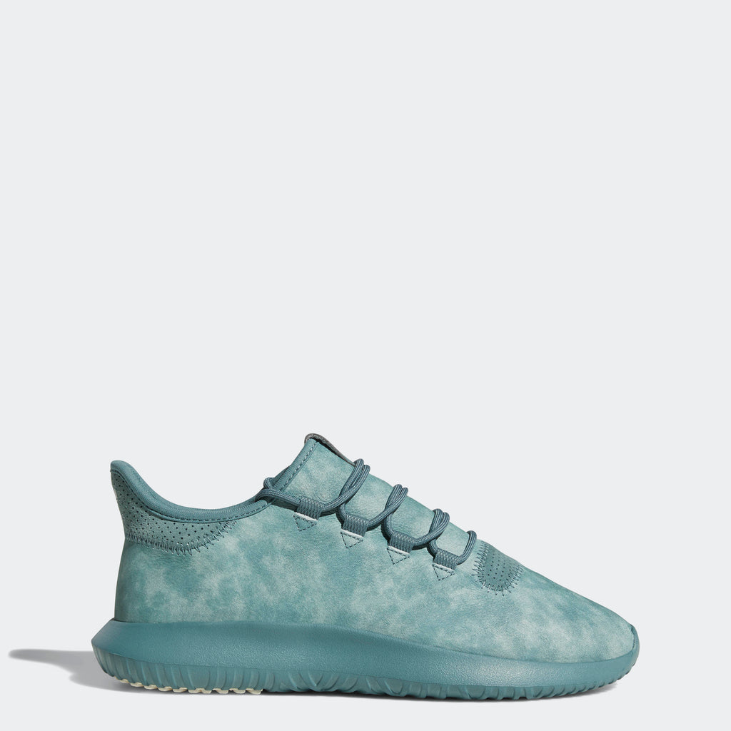 Men's Adidas Originals Tubular Shadow Shoes Raw Green