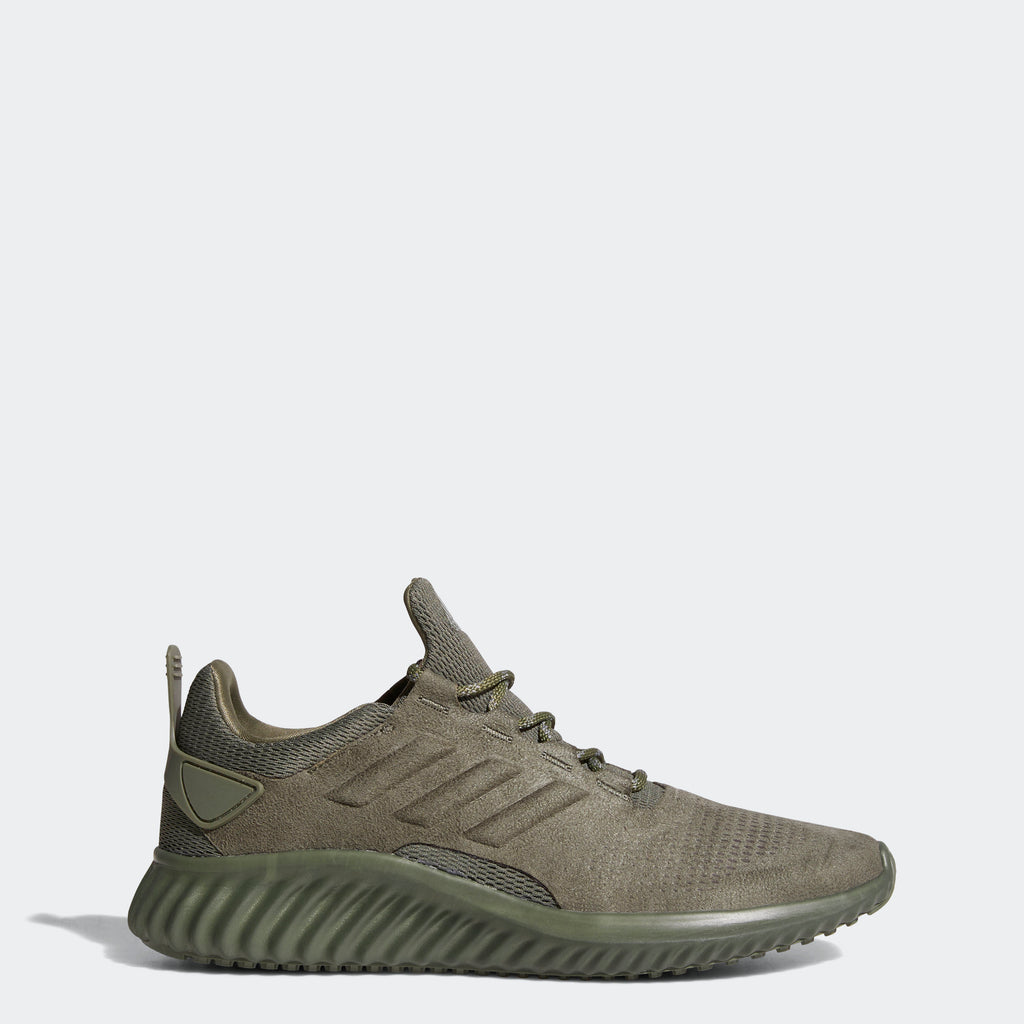 Men's Adidas Running Alphabounce City Shoes Base Green
