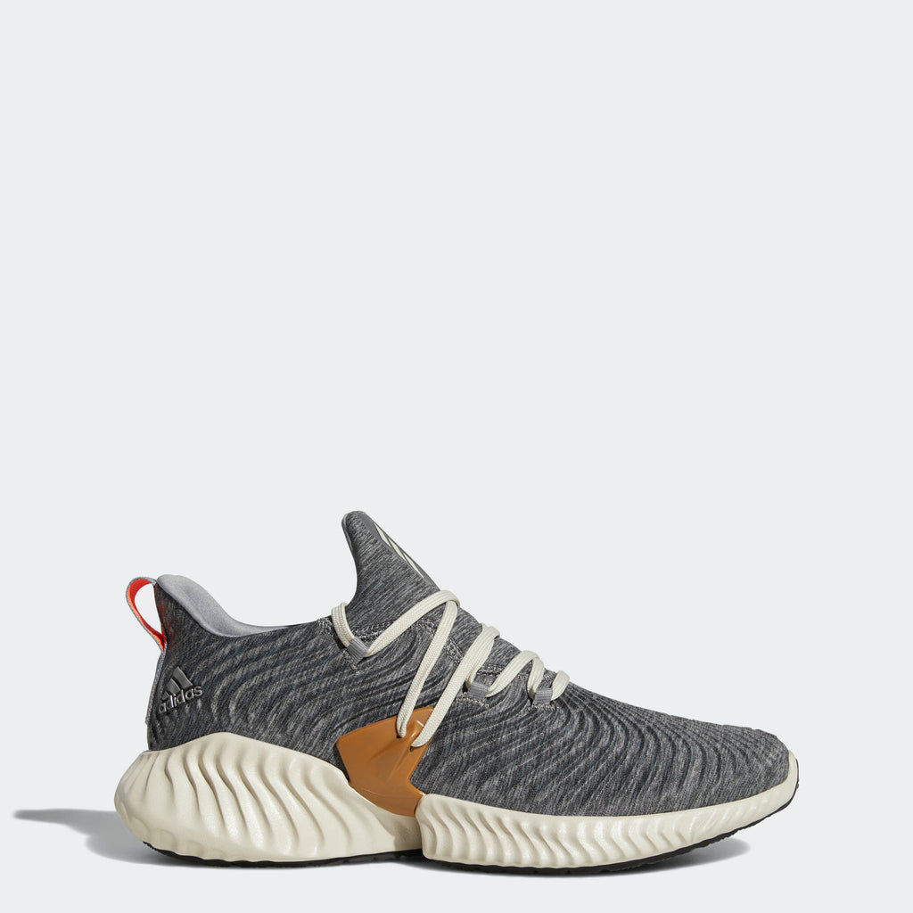 Men's adidas Running Alphabounce Instinct Shoes Heather Grey