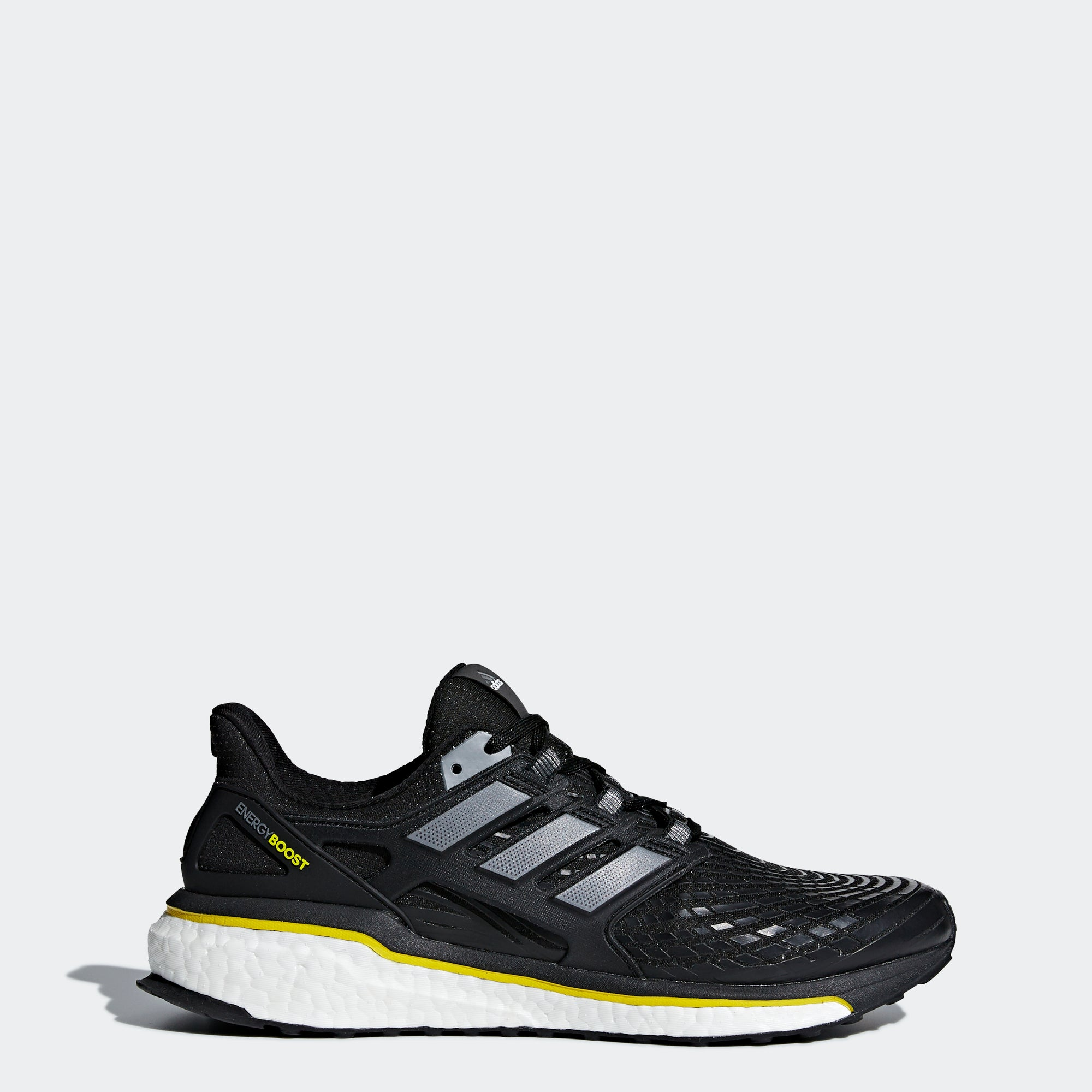new product 77f98 0f950 Men s Adidas Running Energy Boost Shoes Core Black