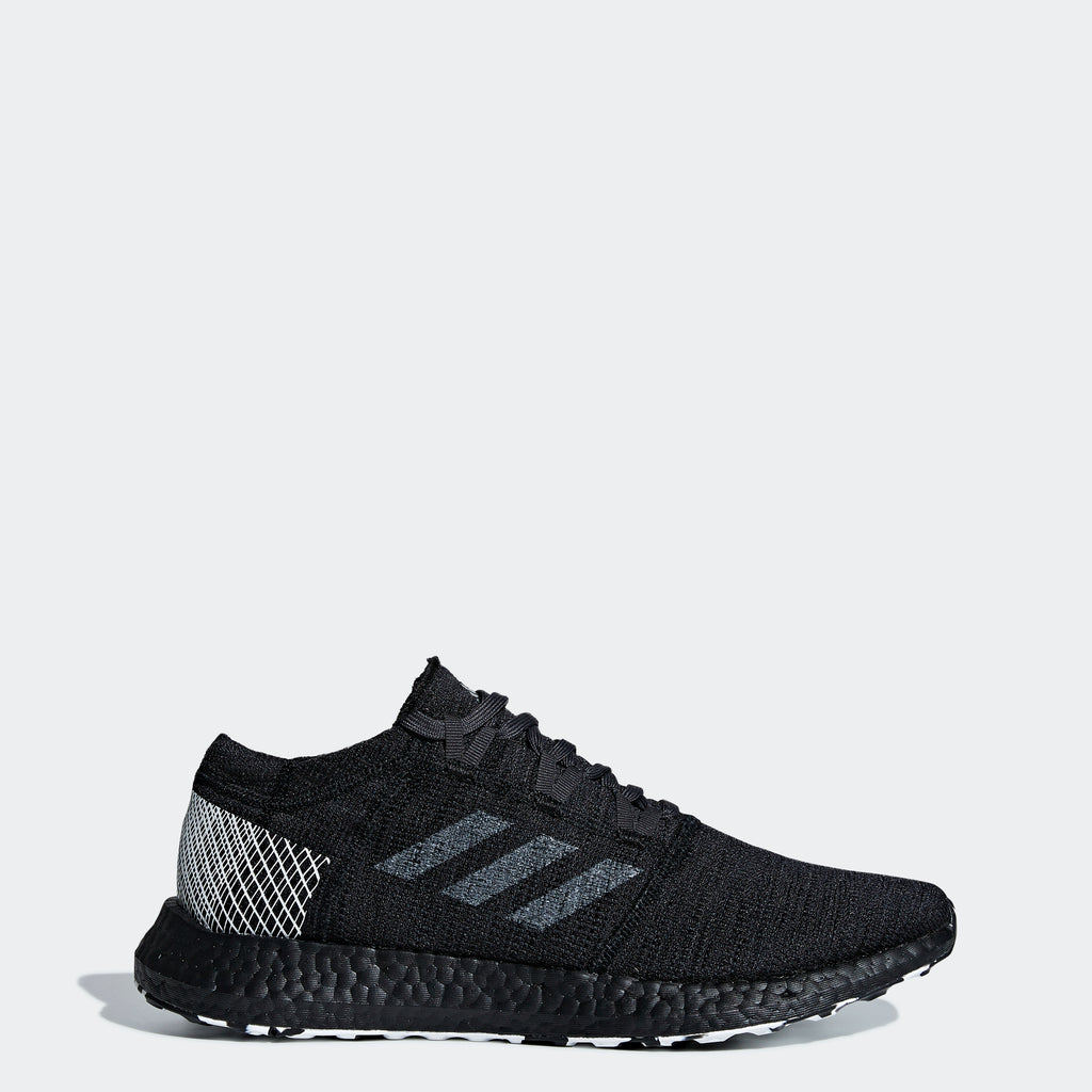 Men's adidas Running PureBOOST Go LTD Shoes Black Carbon