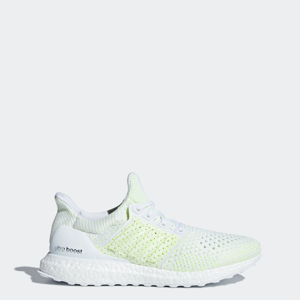 Men's adidas Running Ultraboost Clima Shoes Cloud White Solar Yellow