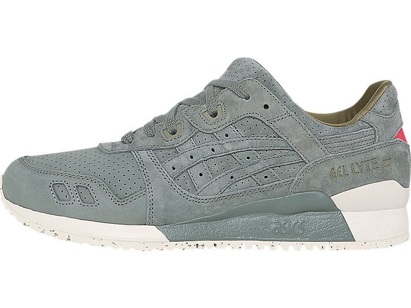 Men's ASICS GEL-Lyte III Shoes Agave Green
