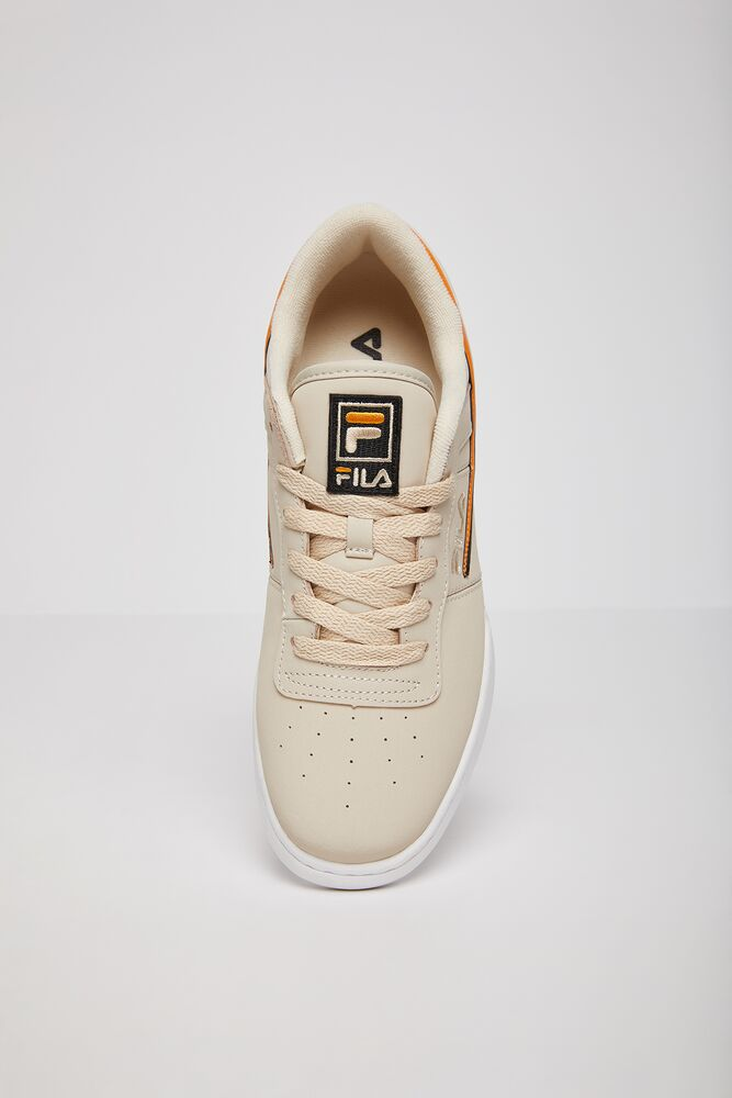 Men's FILA Originals Fitness Shoes Sand