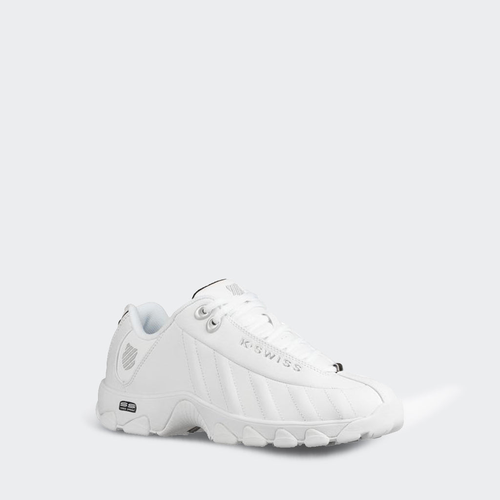 Men's K-Swiss ST329 CMF Shoes White