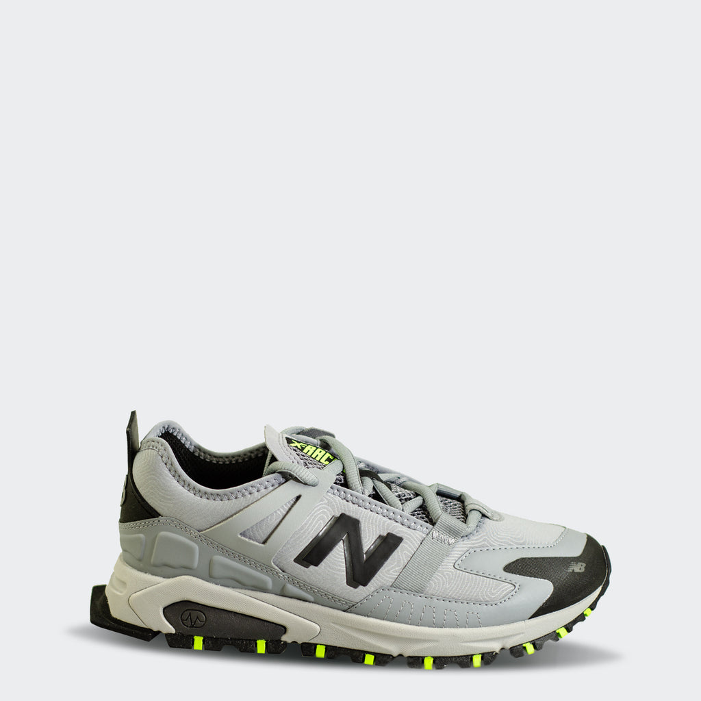Men's New Balance XRCT Shoes Steel MSXRCTWD | Chicago City Sports | side view