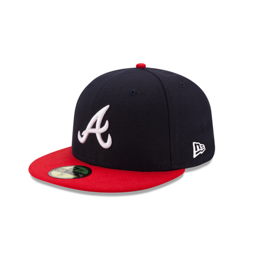 Men's New Era Atlanta Braves Authentic Collection 59FIFTY Fitted