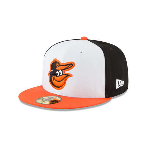 Men's New Era Baltimore Orioles Authentic Collection 59FIFTY Fitted