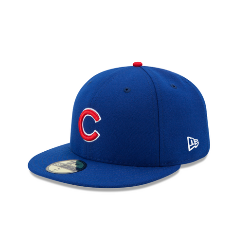 Men's New Era Chicago Cubs Authentic Collection 59FIFTY Fitted