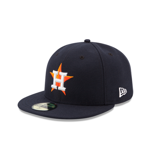Men's New Era Houston Astros Authentic Collection 59FIFTY Fitted