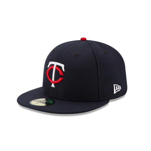 Men's New Era Minnesota Twins Authentic Collection 59FIFTY Fitted