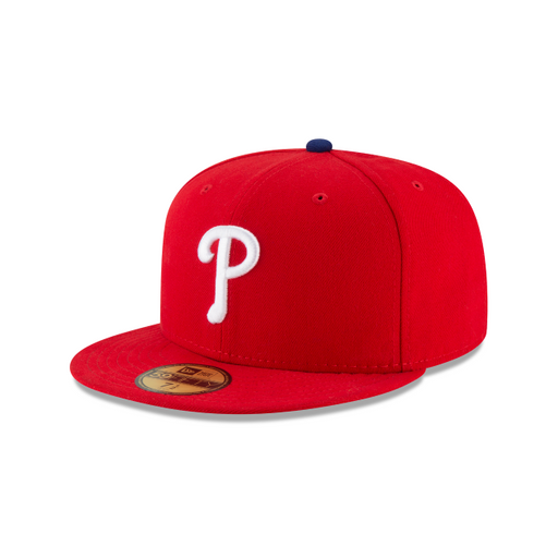 Men's New Era Philadelphia Phillies Authentic Collection 59FIFTY Fitted