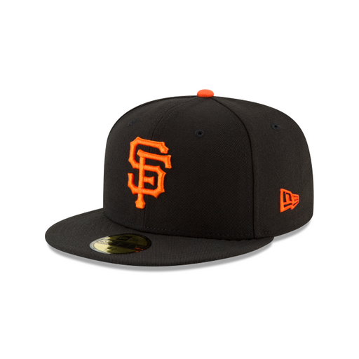 Men's New Era San Francisco Giants Authentic Collection 59FIFTY Fitted