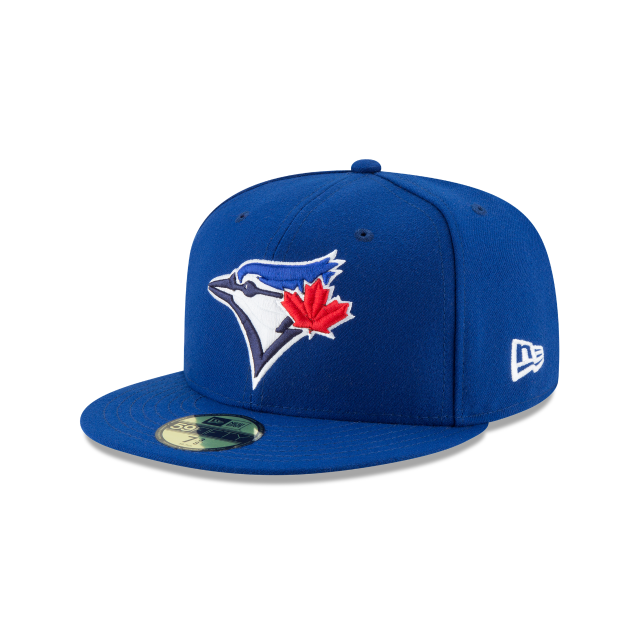 Men's New Era Toronto Blue Jays Authentic Collection 59FIFTY Fitted
