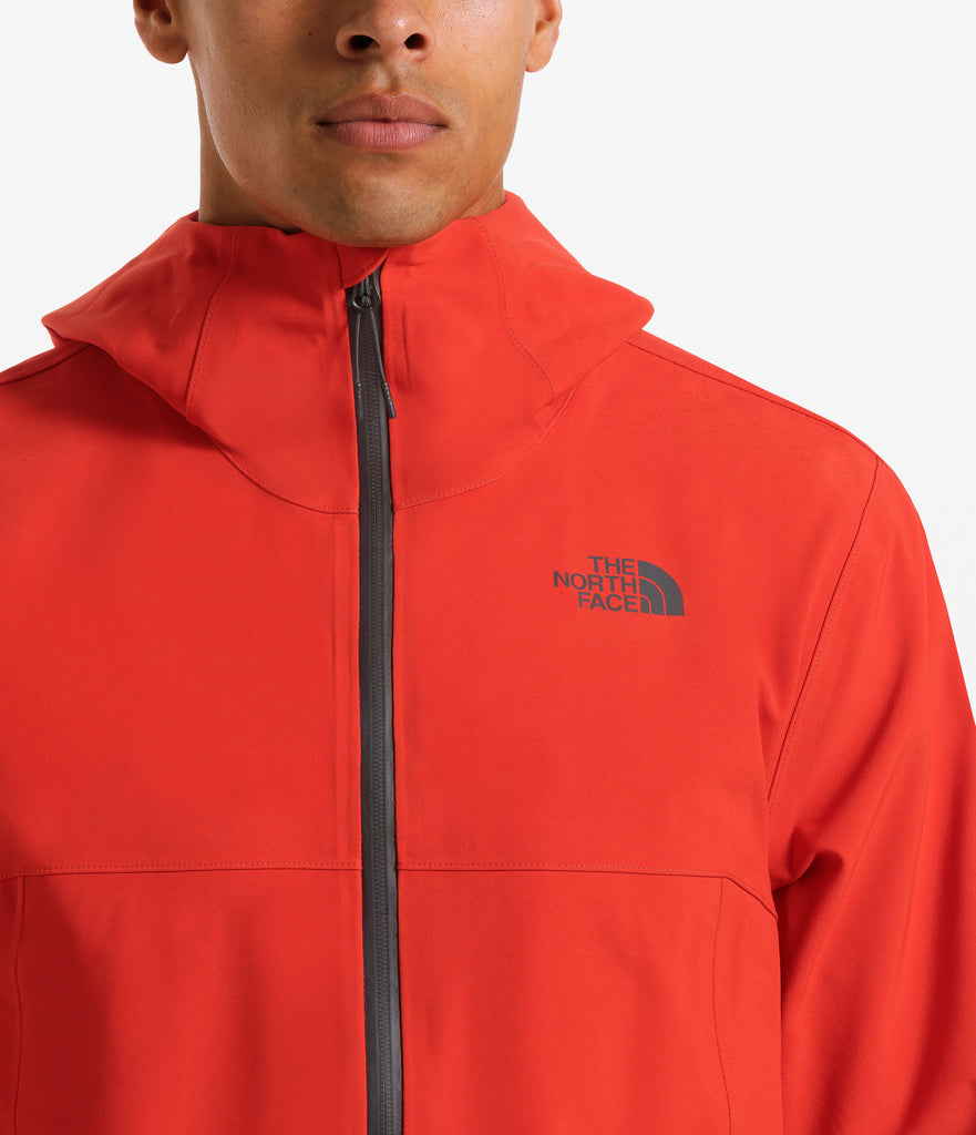 Men's The North Face Apex Flex GTX 3.0 Jacket Fiery Red