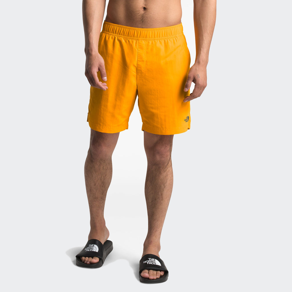 Men's The North Face Class V Pull-On Trunks Zinna Orange