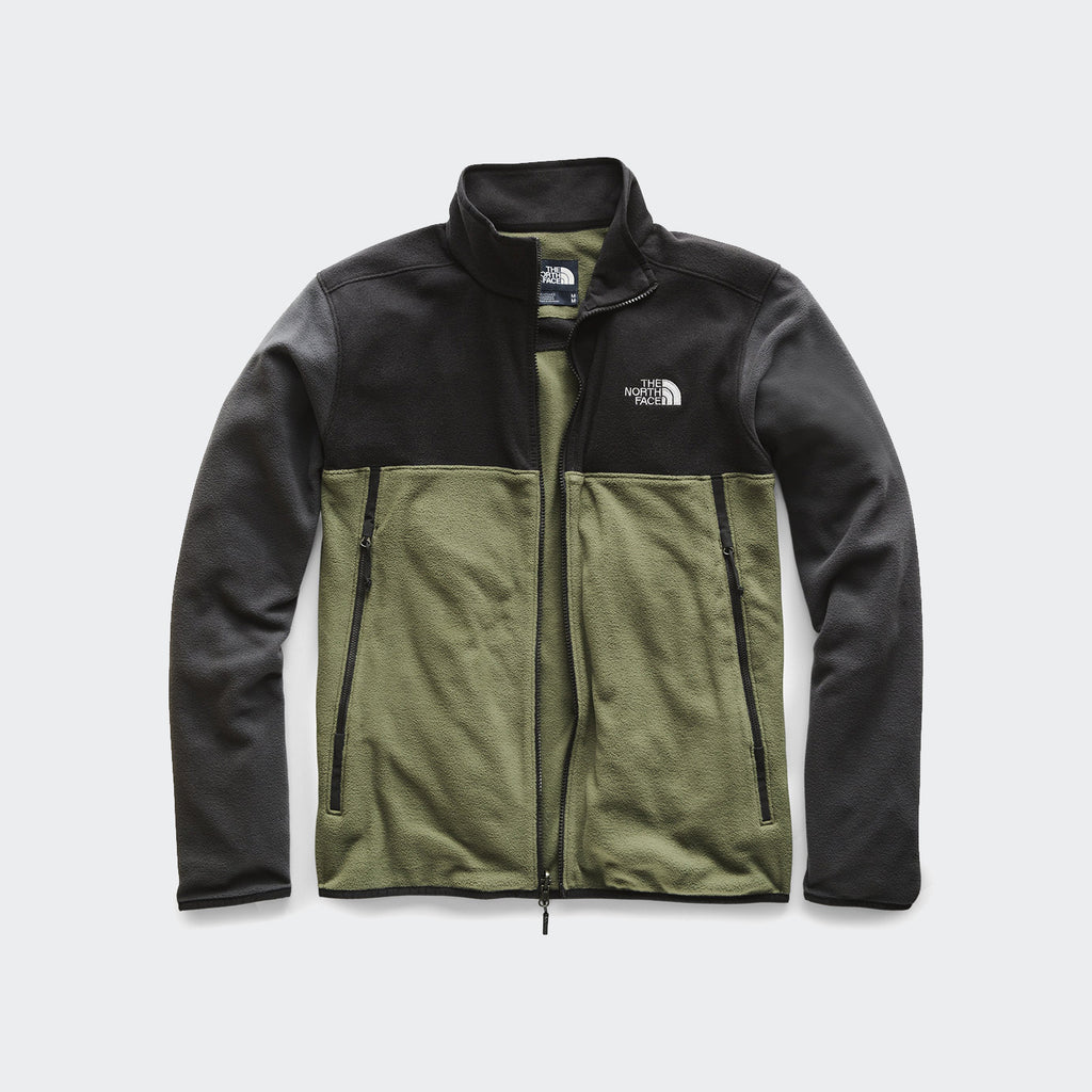 Men's The North Face Glacier Alpine Jacket Four Leaf Clover