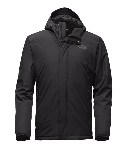Men's The North Face Inlux Insulated Jacket Black