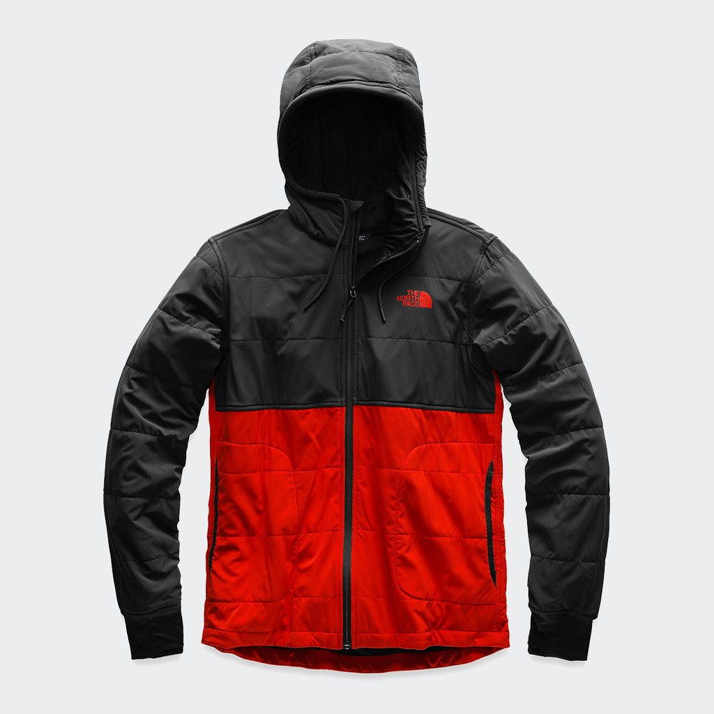 Men's The North Face Mountain Sweatshirt 2.0 Fiery Red