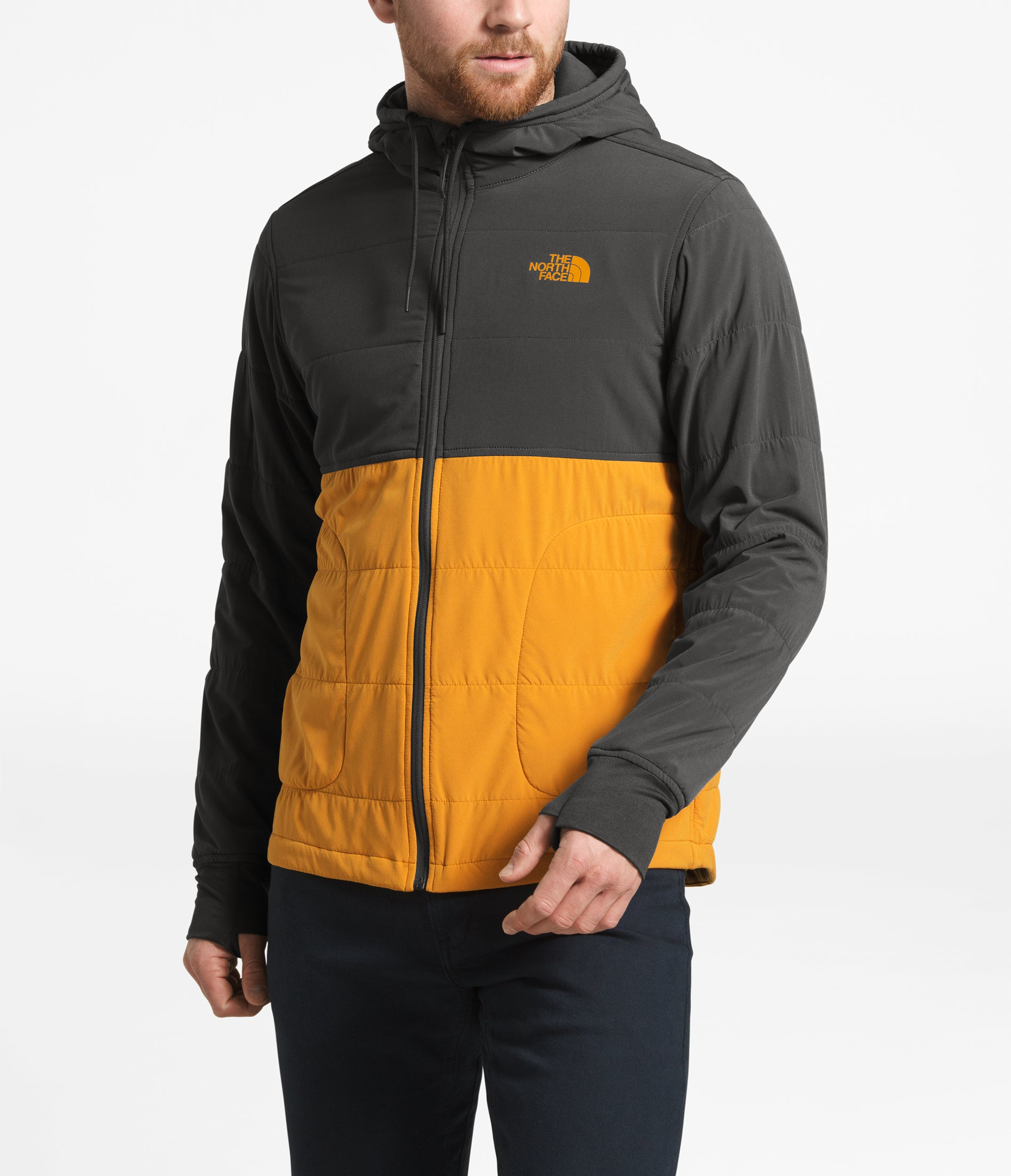 529a0e6b5 The North Face Mountain Sweatshirt 2.0 Yellow | Chicago City Sports