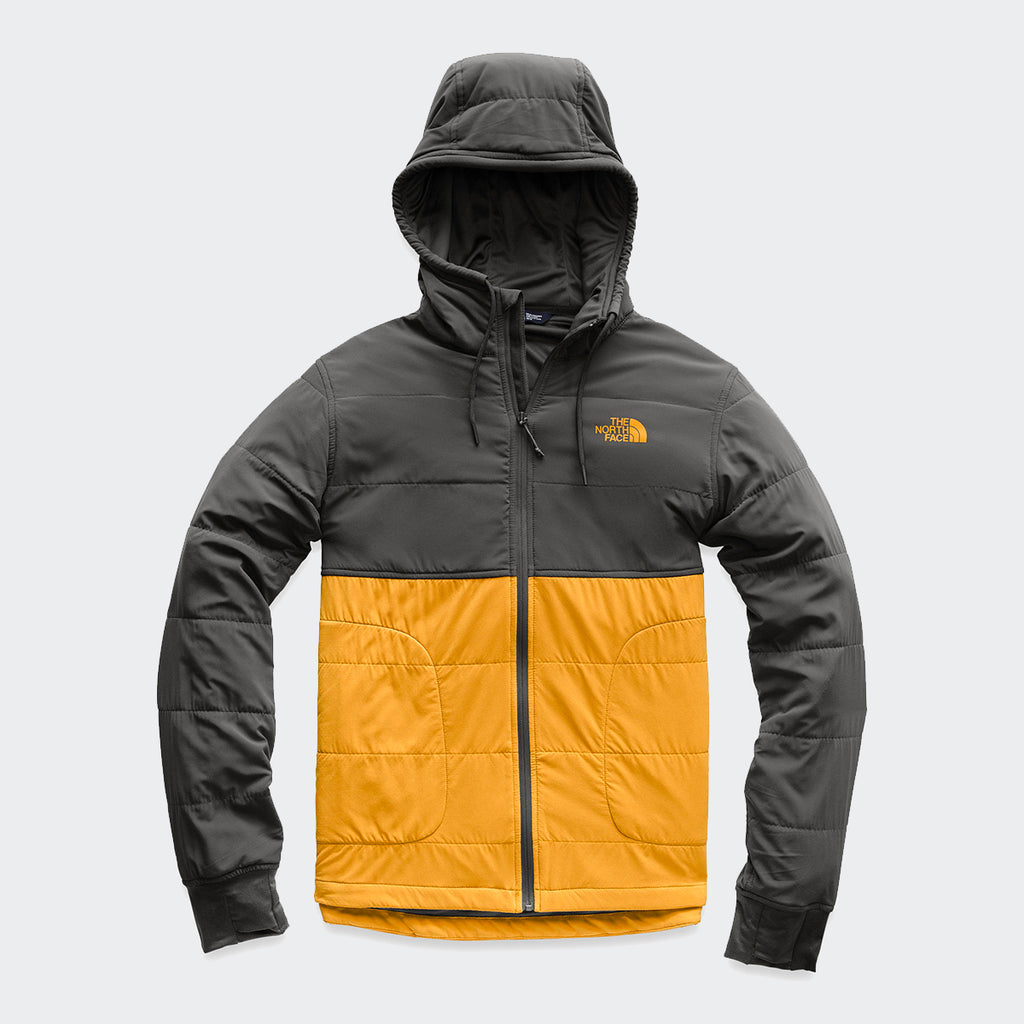 Men's The North Face Mountain Sweatshirt 2.0 Citrine Yellow