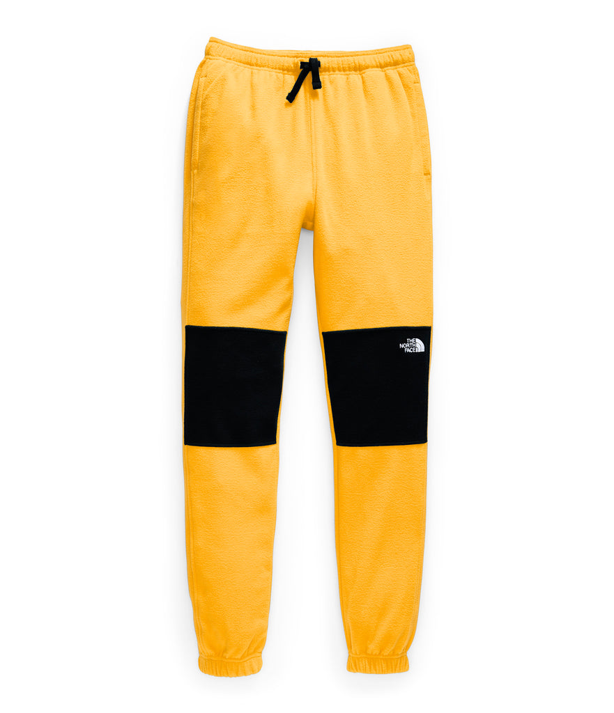 Men's The North Face TKA Glacier Pants Yellow