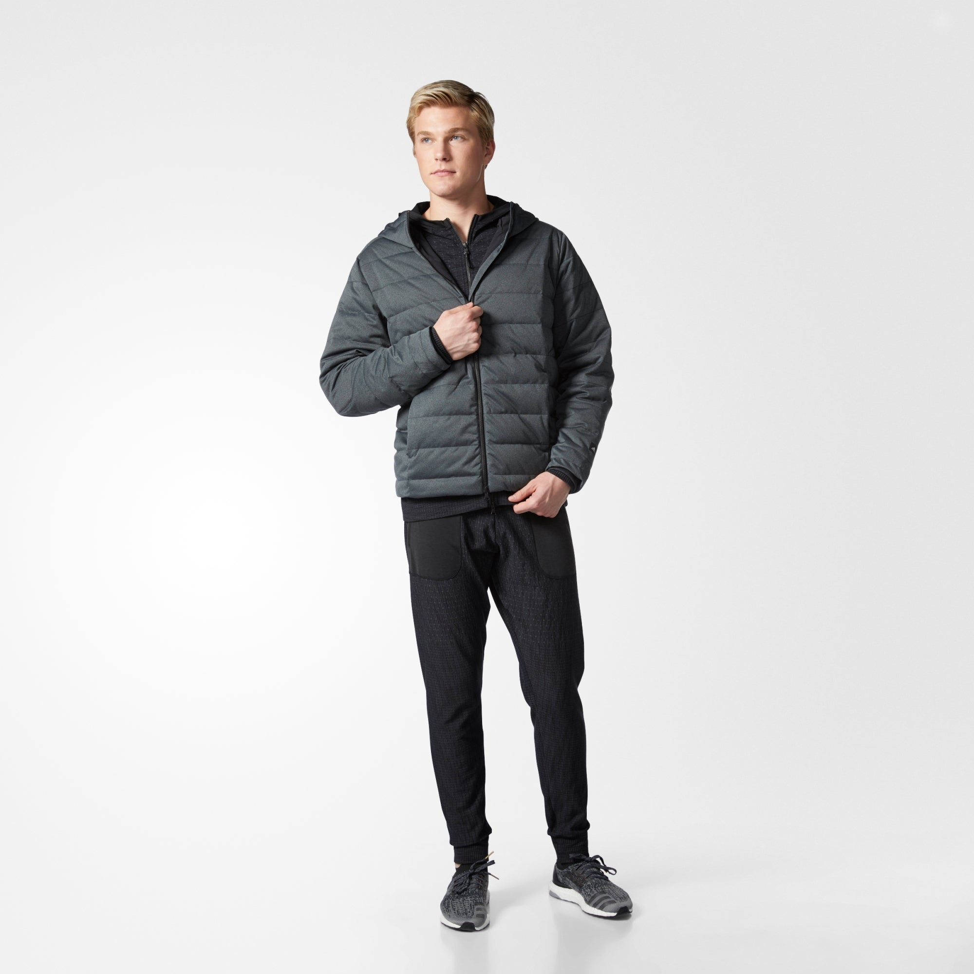 02c40894cd91 Men s adidas Athletics x Reigning Champ Down Jacket BR8397
