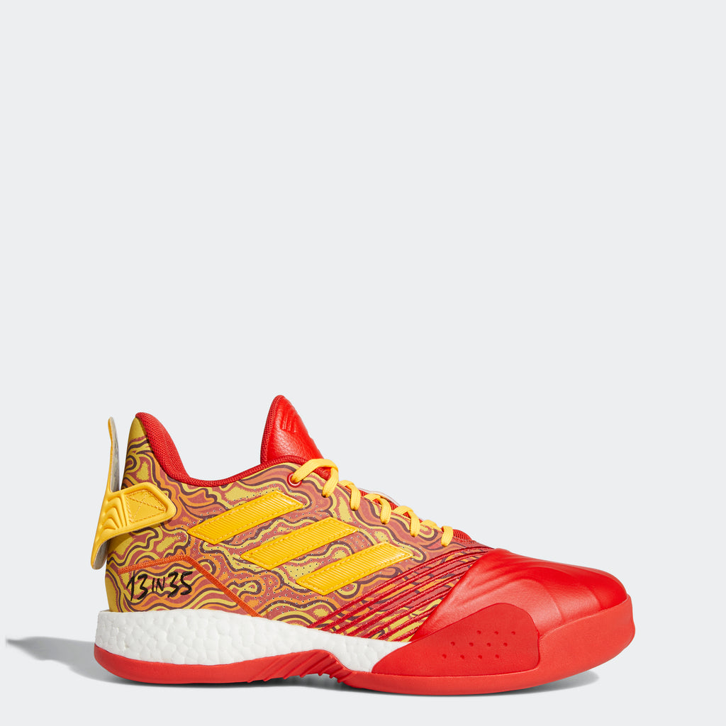 Men's adidas Basketball T-Mac Millennium Shoes Scarlet