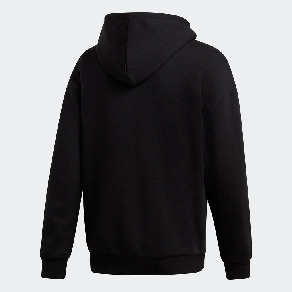 Men's adidas Originals 3-Stripes Hoodie Black