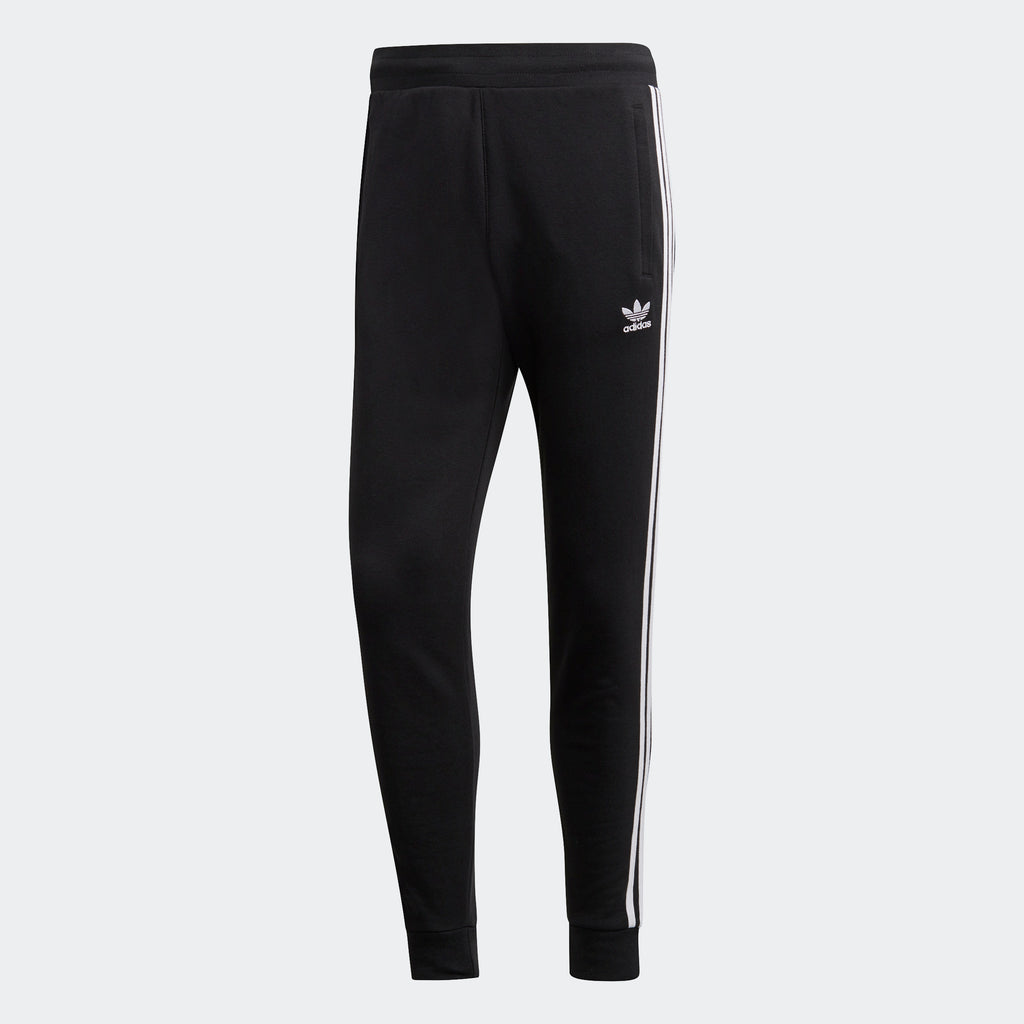 Men's adidas Originals 3-Stripes Pants Black