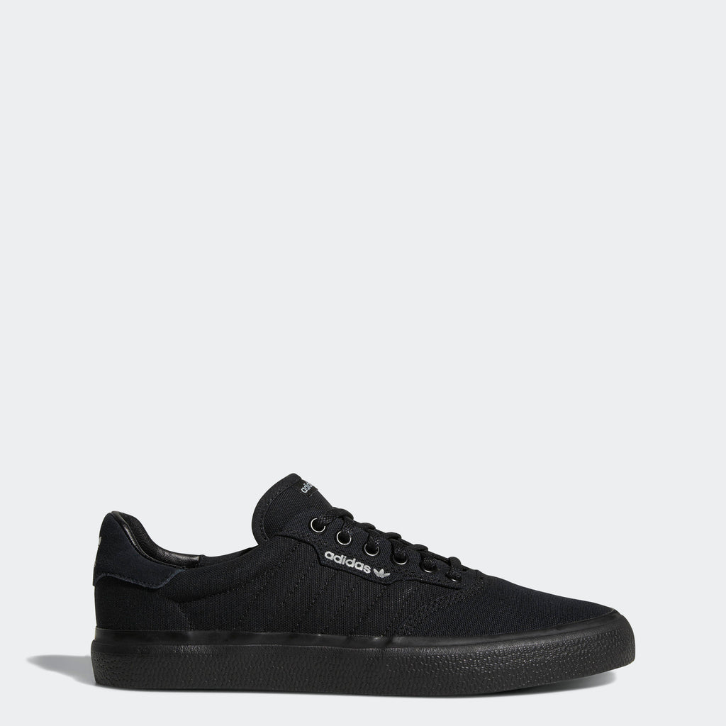 Men's adidas Originals 3MC Vulc Shoes Black