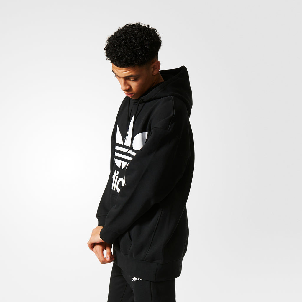 Men's adidas Originals ADC Fashion Hoodie Black