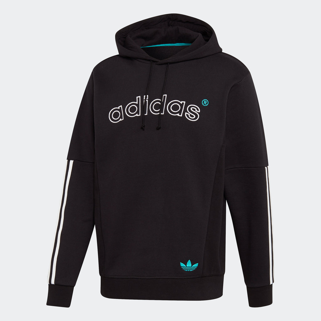 Men's adidas Originals Archive Sweat Hoodie Black