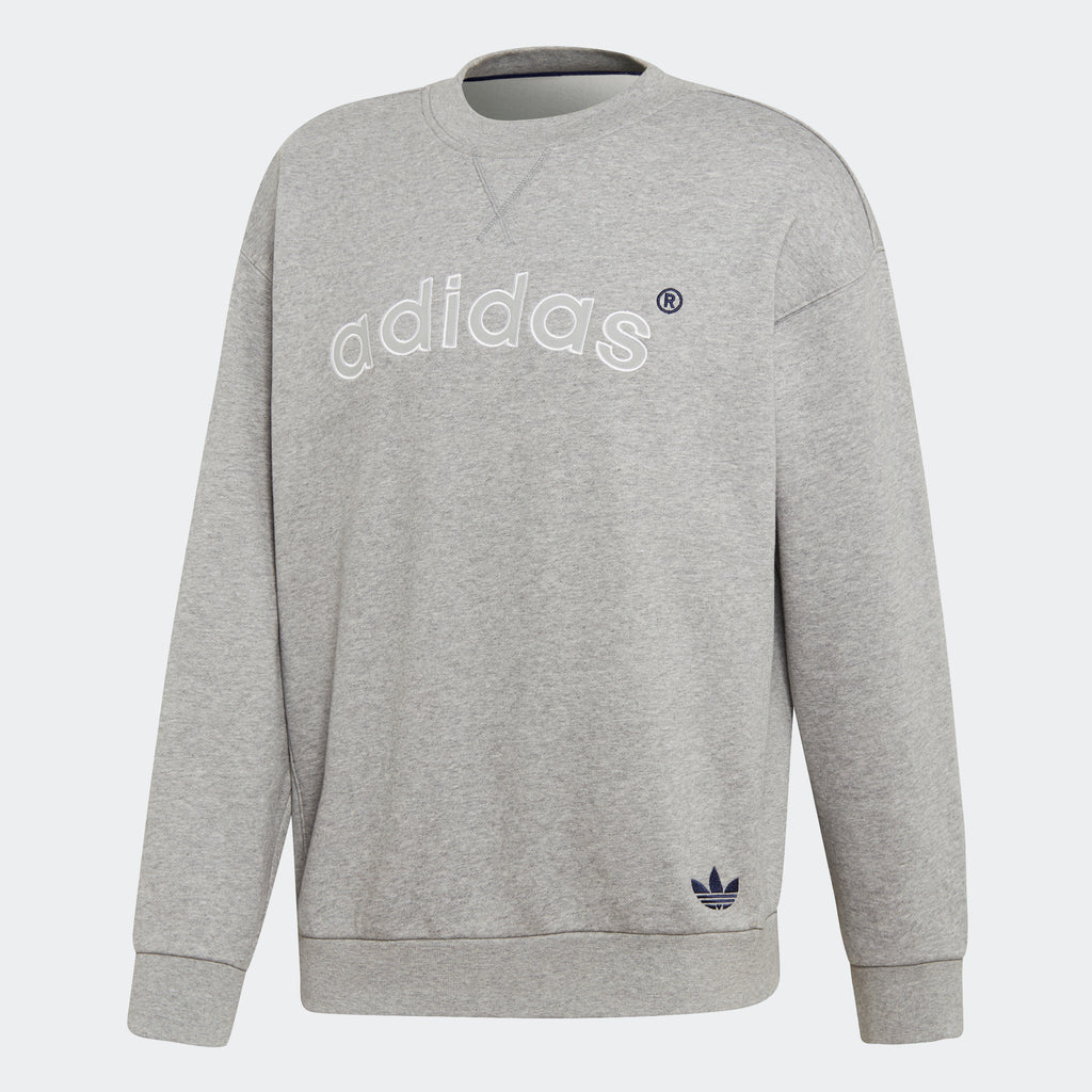Men's adidas Originals Archive Sweatshirt Grey