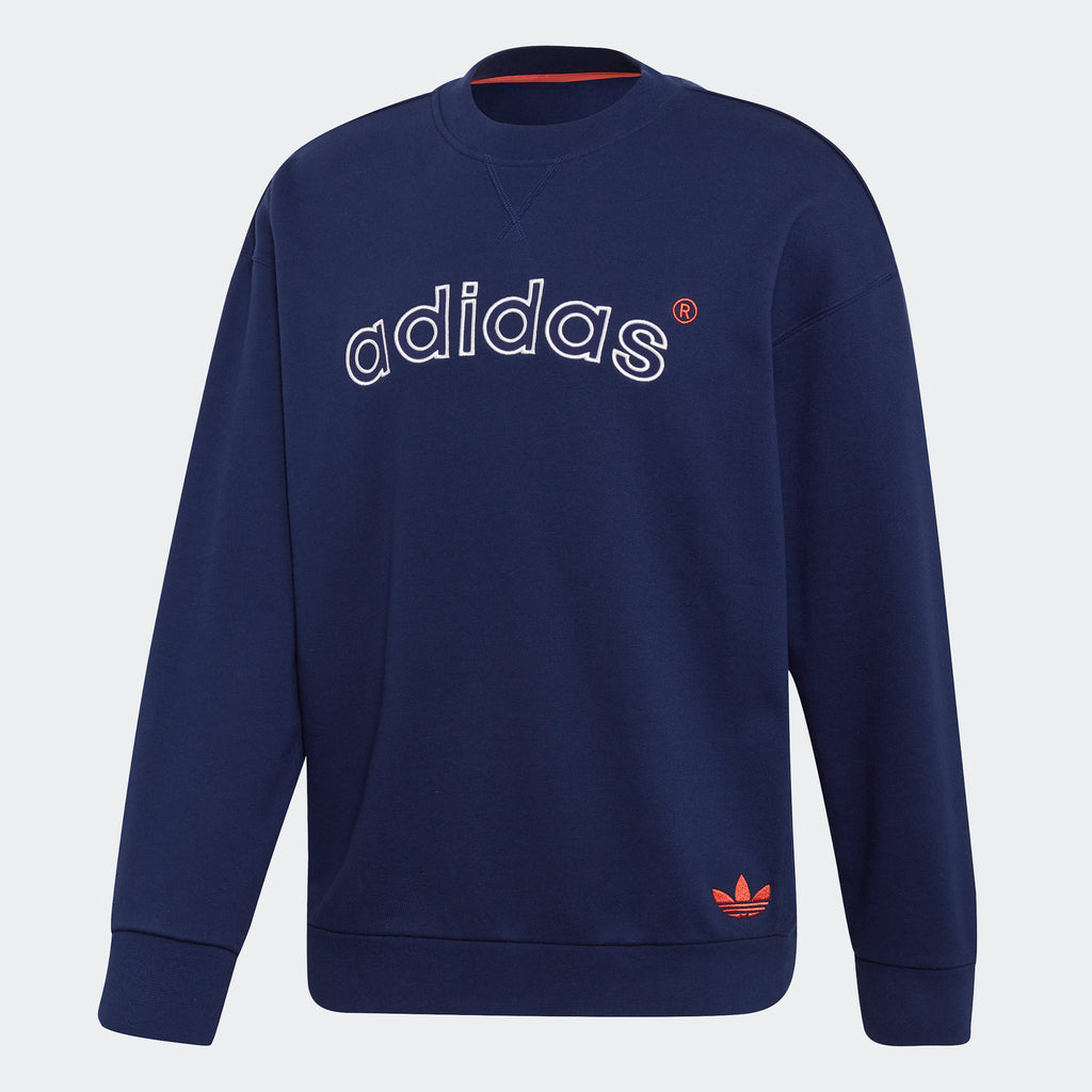 Men's adidas Originals Archive Sweatshirt Night Sky