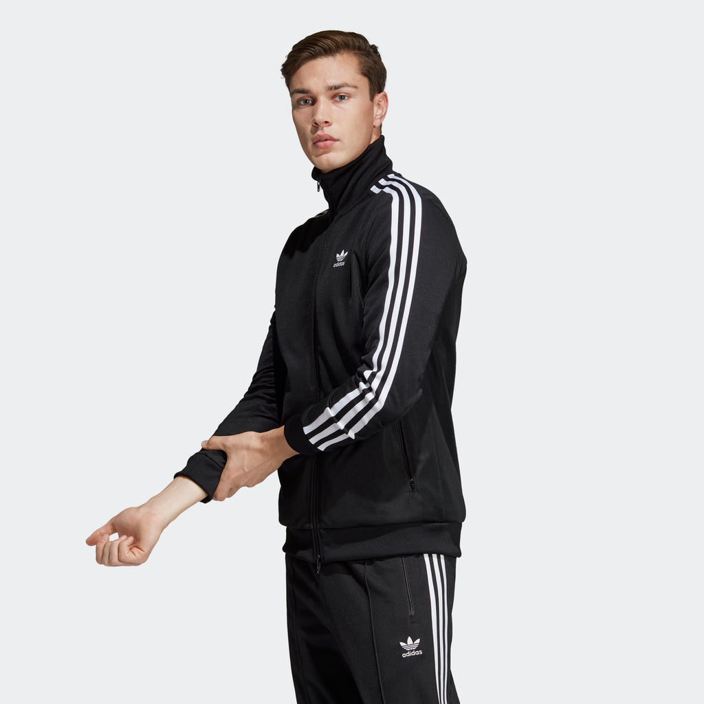 Men's adidas Originals BB Track Jacket Black