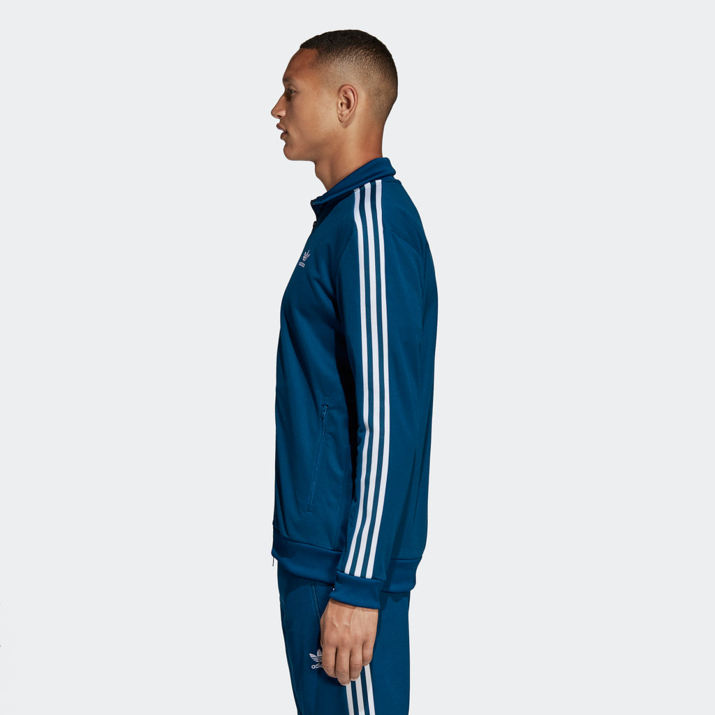 Men's adidas Originals BB Track Jacket Legend Marine