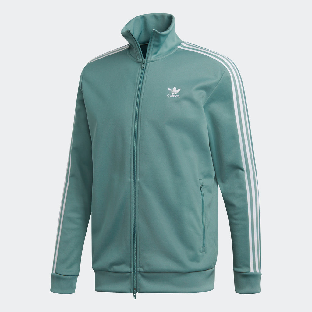 Men's adidas Originals BB Track Jacket Vapour Steel