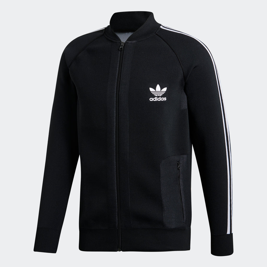 Men's adidas Originals Black Friday Track Jacket Black