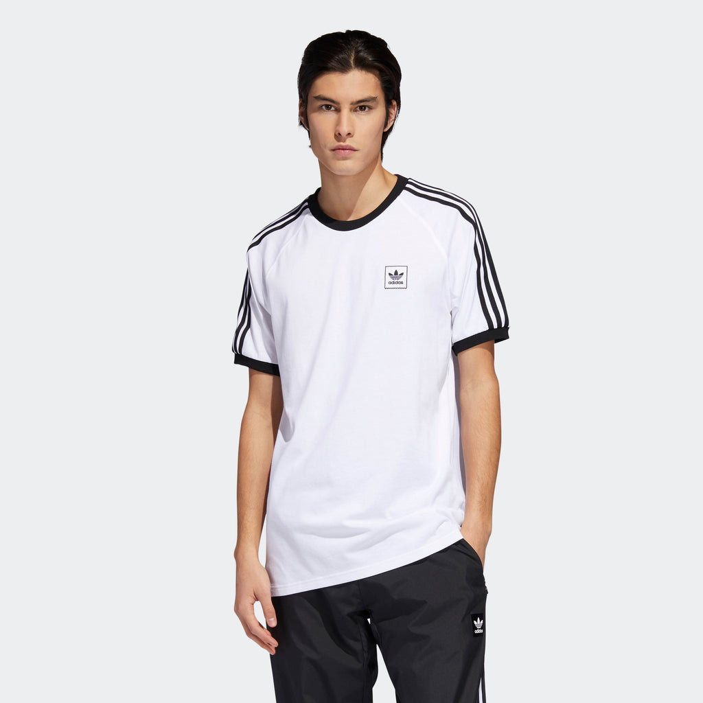 Men's adidas Originals Cali BB Tee White