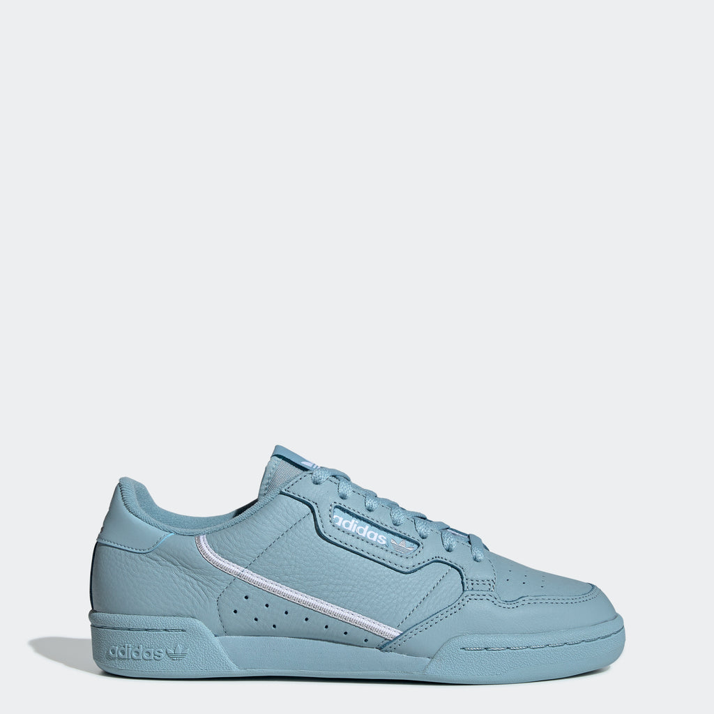 Men's adidas Originals Continental 80 Shoes Ash Grey