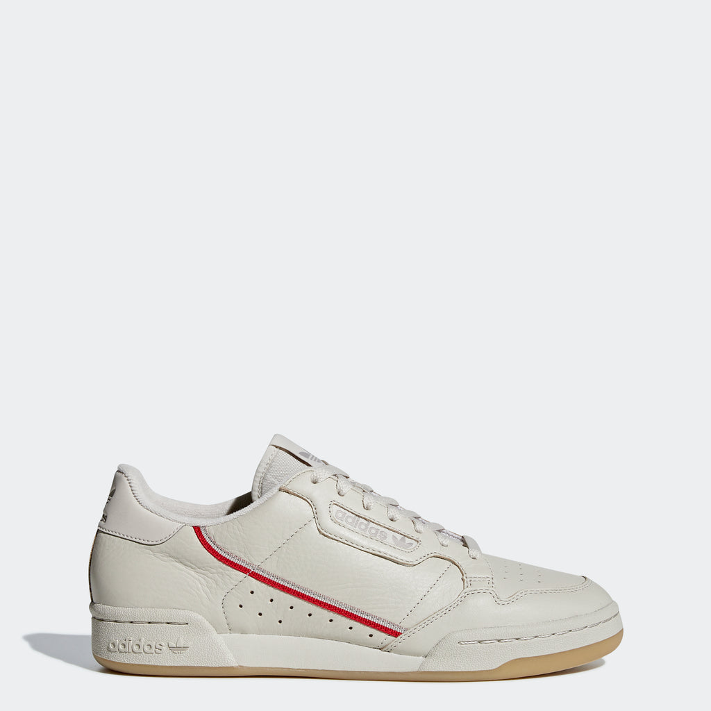 Men's adidas Originals Continental 80 Shoes Clear Brown
