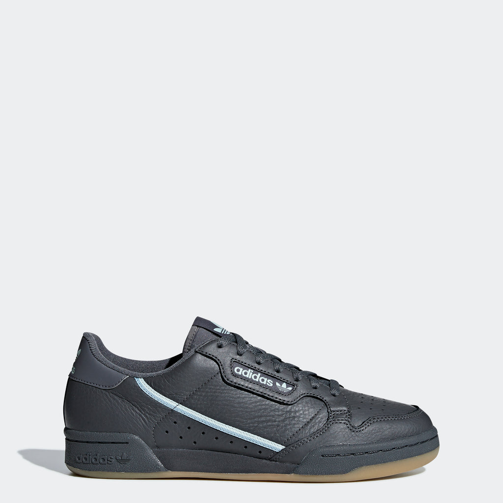 Men's adidas Originals Continental 80 Shoes Grey