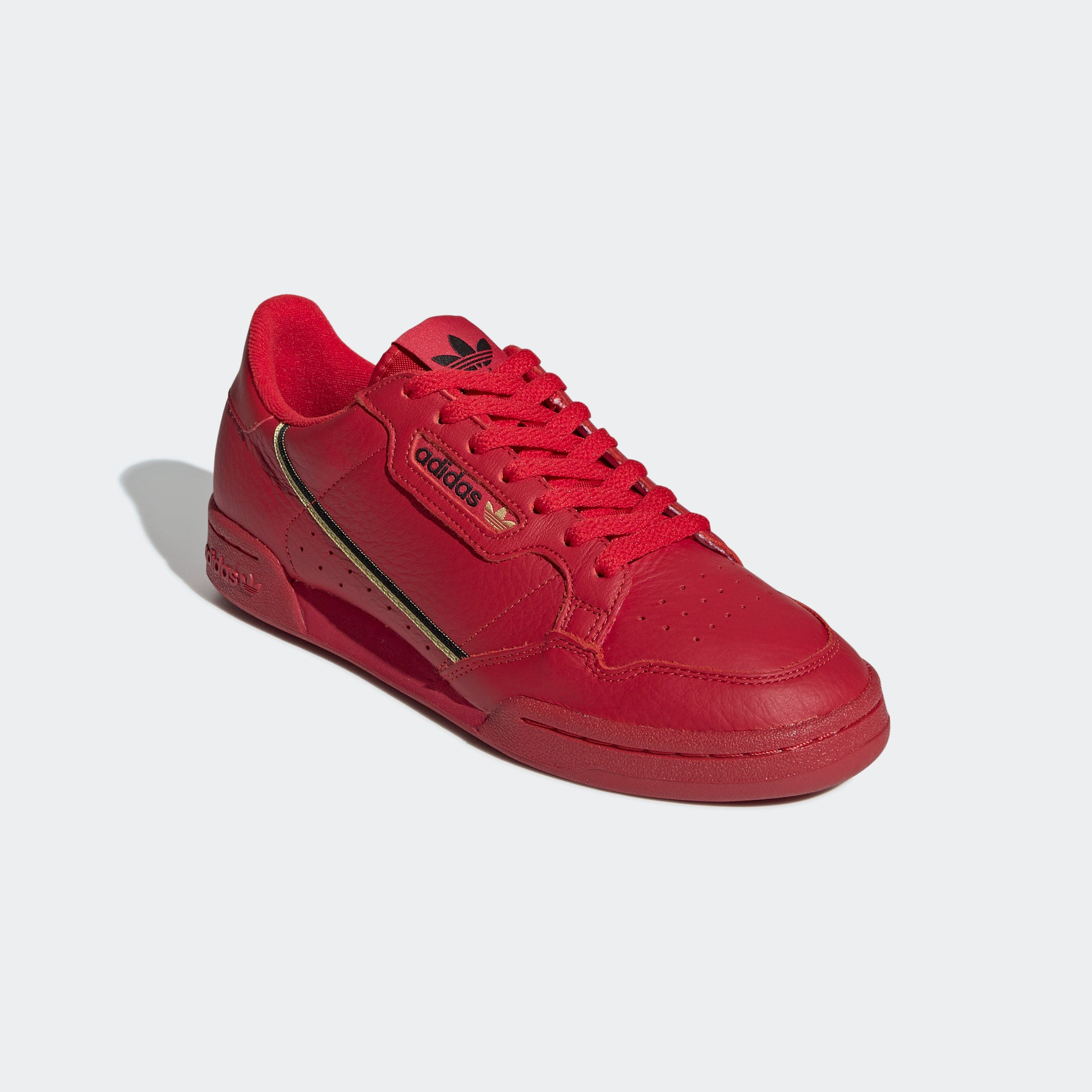 adidas Continental 80 Shoes Scarlet
