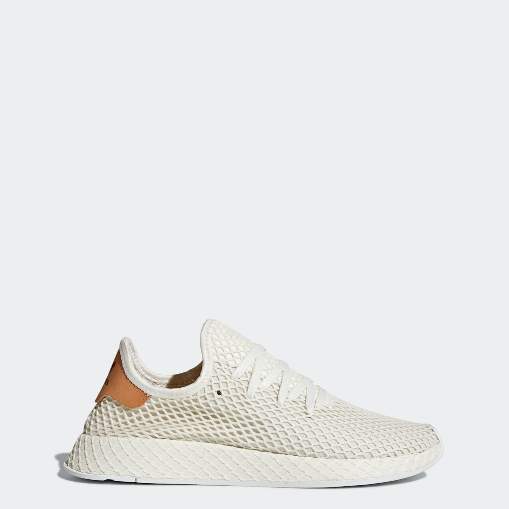 Men's adidas Originals Deerupt Runner Shoes Running White