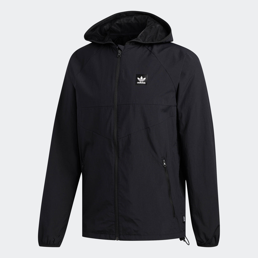Men's adidas Originals Dekum Packable Jacket Black