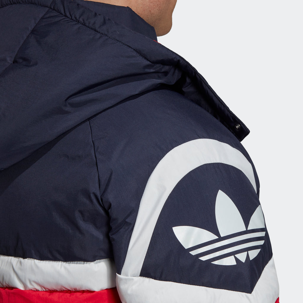 Men's adidas Originals Down Jacket Bold Red