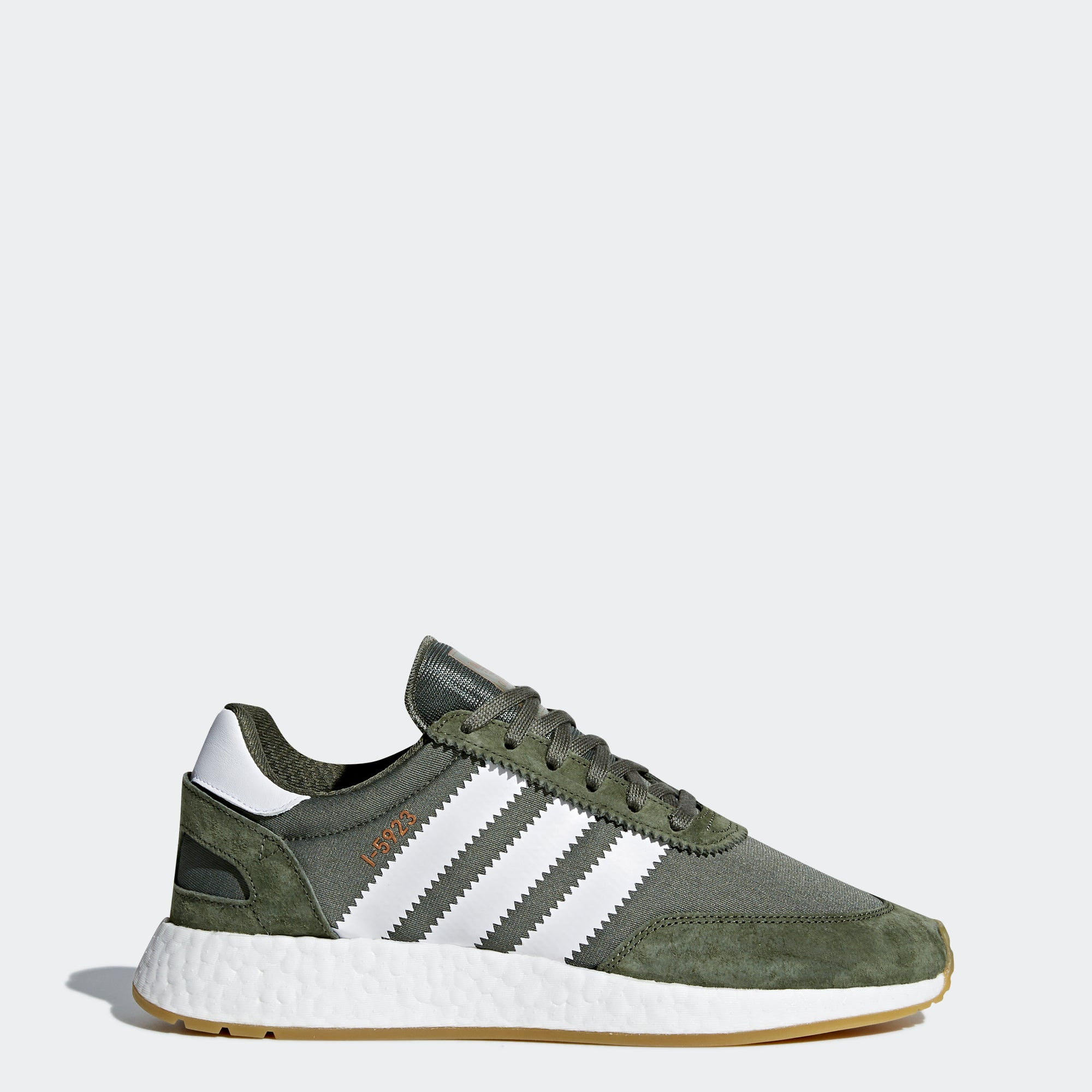timeless design 0d7e9 f8bd8 Men s adidas Originals I-5923 Shoes Base Green