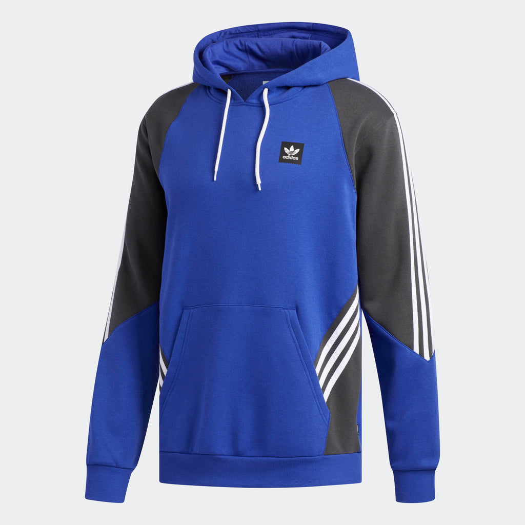 Men's adidas Originals Insley Hoodie Active Blue